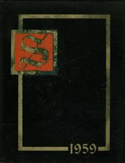1959 Edition, Stockbridge High School - Echo Yearbook (Stockbridge, MI)