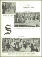 Page 10, 1959 Edition, Stockbridge High School - Echo Yearbook (Stockbridge, MI) online yearbook collection