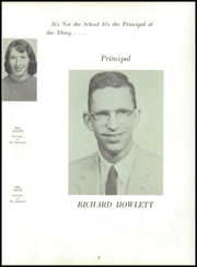 Page 15, 1959 Edition, Stockbridge High School - Echo Yearbook (Stockbridge, MI) online yearbook collection