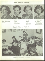 Page 16, 1959 Edition, Stockbridge High School - Echo Yearbook (Stockbridge, MI) online yearbook collection