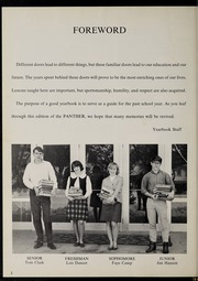 Page 6, 1967 Edition, Stockbridge High School - Panther Yearbook (Stockbridge, MI) online yearbook collection