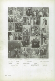 Vassar High School - Echo Yearbook (Vassar, MI) online yearbook collection, 1938 Edition, Page 22