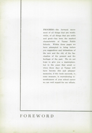 Vassar High School - Echo Yearbook (Vassar, MI) online yearbook collection, 1938 Edition, Page 6