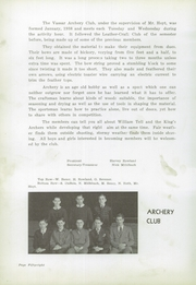 Vassar High School - Echo Yearbook (Vassar, MI) online yearbook collection, 1938 Edition, Page 60