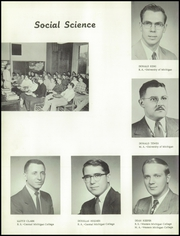 Page 10, 1957 Edition, Vassar High School - Echo Yearbook (Vassar, MI) online yearbook collection
