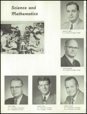 Page 12, 1957 Edition, Vassar High School - Echo Yearbook (Vassar, MI) online yearbook collection