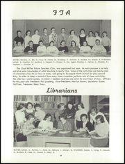 Vassar High School - Echo Yearbook (Vassar, MI) online yearbook collection, 1957 Edition, Page 33