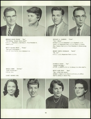 Vassar High School - Echo Yearbook (Vassar, MI) online yearbook collection, 1957 Edition, Page 46