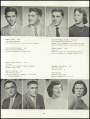 Vassar High School - Echo Yearbook (Vassar, MI) online yearbook collection, 1957 Edition, Page 47