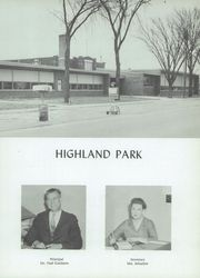 Page 15, 1960 Edition, Buena Vista High School - Vista Visions Yearbook (Saginaw, MI) online yearbook collection