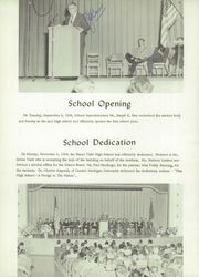 Page 6, 1960 Edition, Buena Vista High School - Vista Visions Yearbook (Saginaw, MI) online yearbook collection