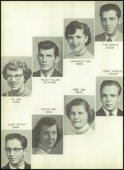 Page 10, 1954 Edition, Goodrich High School - Martian Yearbook (Goodrich, MI) online yearbook collection