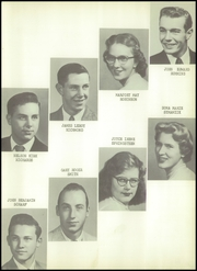 Page 11, 1954 Edition, Goodrich High School - Martian Yearbook (Goodrich, MI) online yearbook collection