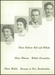 Page 12, 1954 Edition, Goodrich High School - Martian Yearbook (Goodrich, MI) online yearbook collection