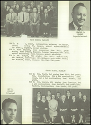 Page 14, 1954 Edition, Goodrich High School - Martian Yearbook (Goodrich, MI) online yearbook collection
