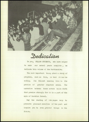 Page 6, 1954 Edition, Goodrich High School - Martian Yearbook (Goodrich, MI) online yearbook collection