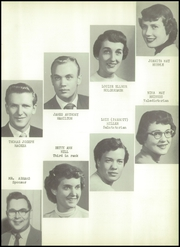 Page 9, 1954 Edition, Goodrich High School - Martian Yearbook (Goodrich, MI) online yearbook collection