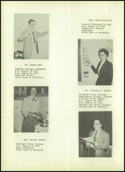 Page 10, 1955 Edition, Goodrich High School - Martian Yearbook (Goodrich, MI) online yearbook collection