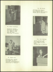 Page 11, 1955 Edition, Goodrich High School - Martian Yearbook (Goodrich, MI) online yearbook collection