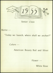 Page 14, 1955 Edition, Goodrich High School - Martian Yearbook (Goodrich, MI) online yearbook collection