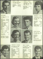 Page 16, 1955 Edition, Goodrich High School - Martian Yearbook (Goodrich, MI) online yearbook collection