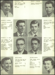 Page 17, 1955 Edition, Goodrich High School - Martian Yearbook (Goodrich, MI) online yearbook collection