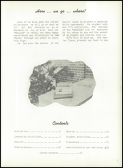 Page 9, 1959 Edition, Goodrich High School - Martian Yearbook (Goodrich, MI) online yearbook collection