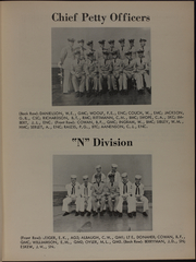 Page 11, 1952 Edition, Valcour (AVP 55) - Naval Cruise Book online yearbook collection