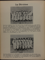 Page 12, 1952 Edition, Valcour (AVP 55) - Naval Cruise Book online yearbook collection