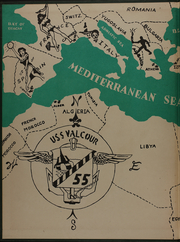 Page 2, 1953 Edition, Valcour (AVP 55) - Naval Cruise Book online yearbook collection