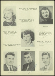 Page 12, 1951 Edition, Napoleon High School - Buccaneer Yearbook (Napoleon, MI) online yearbook collection
