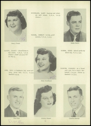Page 14, 1951 Edition, Napoleon High School - Buccaneer Yearbook (Napoleon, MI) online yearbook collection