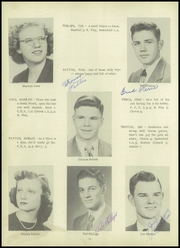 Page 16, 1951 Edition, Napoleon High School - Buccaneer Yearbook (Napoleon, MI) online yearbook collection