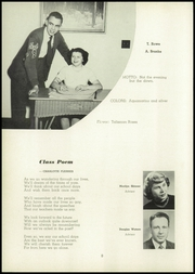 Page 12, 1950 Edition, Berrien Springs High School - Canoe Yearbook (Berrien Springs, MI) online yearbook collection