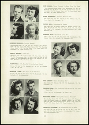 Page 14, 1950 Edition, Berrien Springs High School - Canoe Yearbook (Berrien Springs, MI) online yearbook collection