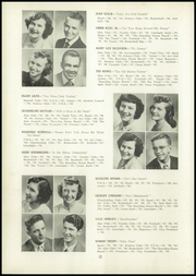 Page 16, 1950 Edition, Berrien Springs High School - Canoe Yearbook (Berrien Springs, MI) online yearbook collection