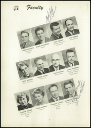 Page 8, 1950 Edition, Berrien Springs High School - Canoe Yearbook (Berrien Springs, MI) online yearbook collection