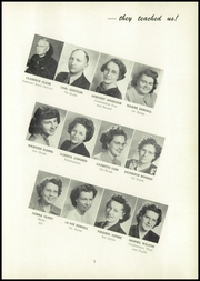 Page 9, 1950 Edition, Berrien Springs High School - Canoe Yearbook (Berrien Springs, MI) online yearbook collection