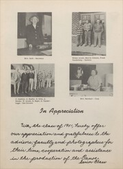 Page 10, 1951 Edition, Berrien Springs High School - Canoe Yearbook (Berrien Springs, MI) online yearbook collection