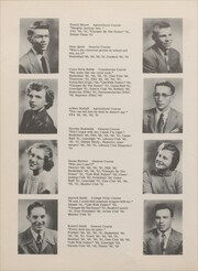 Page 16, 1951 Edition, Berrien Springs High School - Canoe Yearbook (Berrien Springs, MI) online yearbook collection