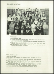 Page 32, 1952 Edition, Berrien Springs High School - Canoe Yearbook (Berrien Springs, MI) online yearbook collection