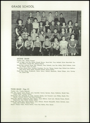 Page 34, 1952 Edition, Berrien Springs High School - Canoe Yearbook (Berrien Springs, MI) online yearbook collection