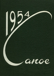 Berrien Springs High School - Canoe Yearbook (Berrien Springs, MI) online yearbook collection, 1954 Edition, Page 1