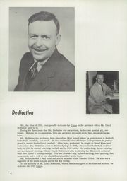 Page 8, 1955 Edition, Berrien Springs High School - Canoe Yearbook (Berrien Springs, MI) online yearbook collection