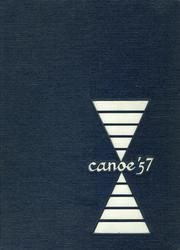 Berrien Springs High School - Canoe Yearbook (Berrien Springs, MI) online yearbook collection, 1957 Edition, Page 1