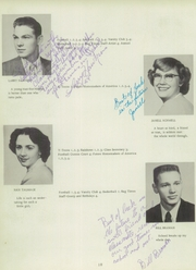 Page 14, 1954 Edition, Michigan Center High School - Recollections Yearbook (Michigan Center, MI) online yearbook collection
