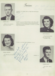 Page 15, 1954 Edition, Michigan Center High School - Recollections Yearbook (Michigan Center, MI) online yearbook collection
