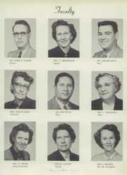Page 9, 1954 Edition, Michigan Center High School - Recollections Yearbook (Michigan Center, MI) online yearbook collection