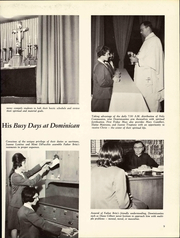 Page 15, 1964 Edition, Dominican High School - Profile Yearbook (Detroit, MI) online yearbook collection