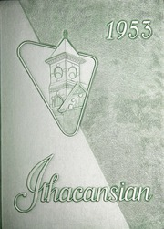 1953 Edition, Ithaca High School - Ithacansian Yearbook (Ithaca, MI)